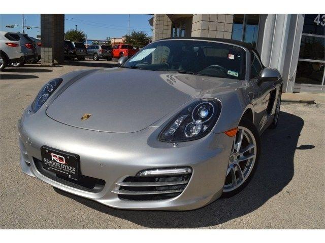 2013 Porsche Boxster Cabriolet in La Mesa, Texas,  $ 51,672.00