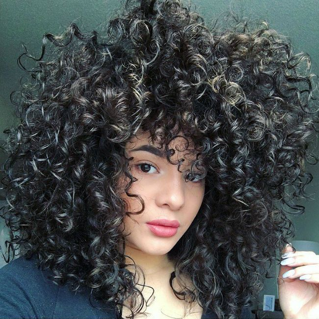 18 Photos Of Type 3a Curly Hair Curly Hair Styles Naturally Curly Hair Inspiration 3a Curly Hair