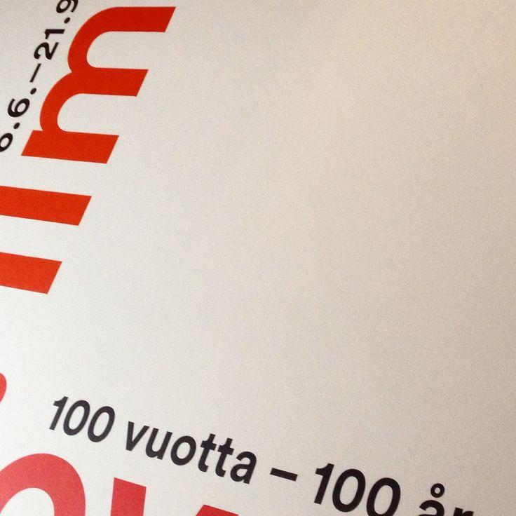 Info graphics of Ilmari Tapiovaara 100 years exhibition in Designmuseum of Finland