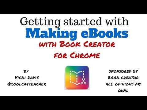 Book Creator for Chrome: Product Review Tips and Tricks for Teachers