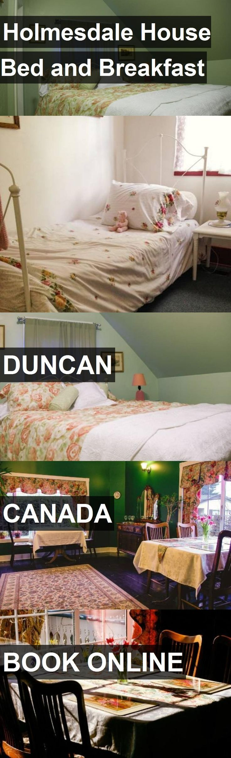 Hotel Holmesdale House Bed and Breakfast in Duncan, Canada. For more information, photos, reviews and best prices please follow the link. #Canada #Duncan #HolmesdaleHouseBedandBreakfast #hotel #travel #vacation