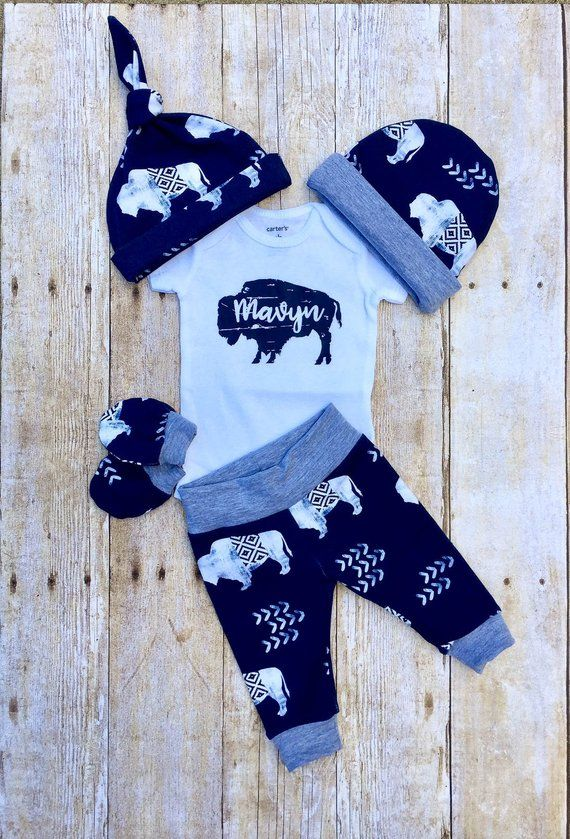 48fa7c2e02c2 Baby Boys Coming Home Outfit
