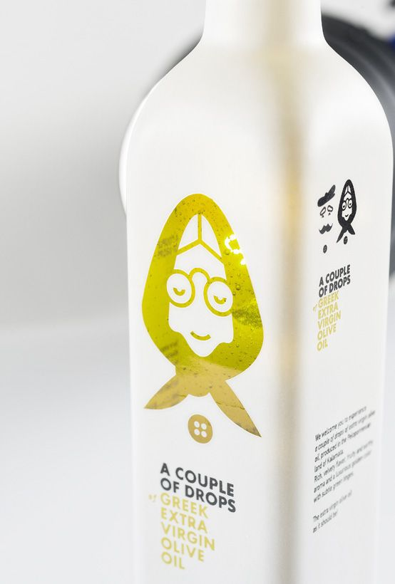 Greek Olive Oil packaging by Beetroot Design PD
