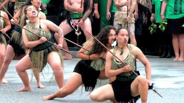 Te wero - ngā wāhine o Ngāti Waewae