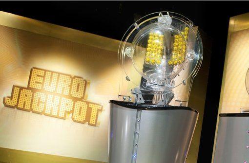 Beim Eurojackpot ist der Hauptgewinn geknackt. Foto: WestLotto