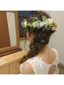 アソート トウキョウ (ASSORT TOKYO)【ASSORT】wedding hair 花嫁様ヘアアレンジ