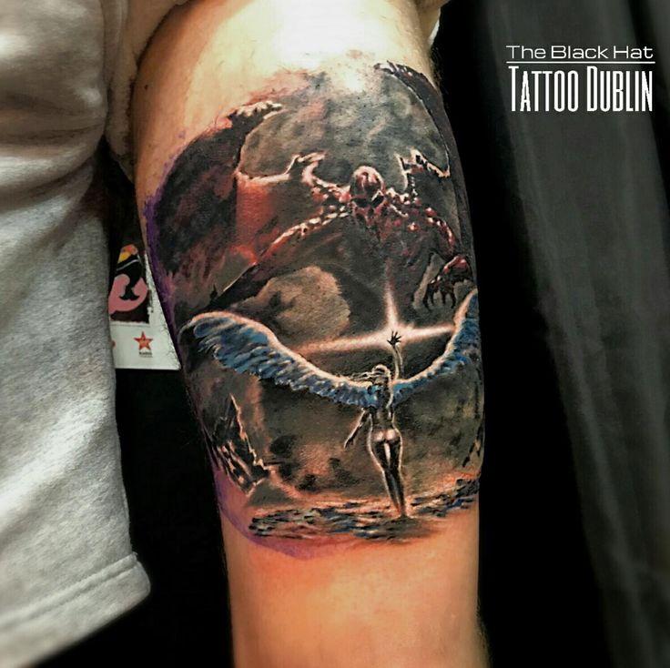 Best 20+ Evil Tattoos Ideas On Pinterest