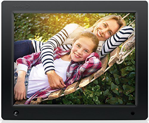 Nixplay Original 12 Inch WiFi Cloud Digital Photo Frame. iPhone & Android App, Email, Facebook, Dropbox, Instagram, Flickr, Picasa (W12A), 2016 Amazon Most Gifted Digital Picture Frames  #Photography