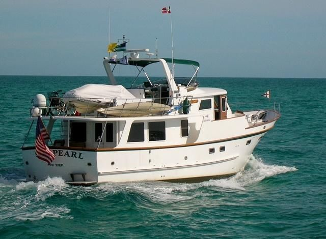 2002 DeFever Raised Pilothouse Trawler Power Boat For Sale - www.yachtworld.com