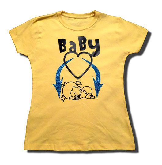 blusa para embarazada