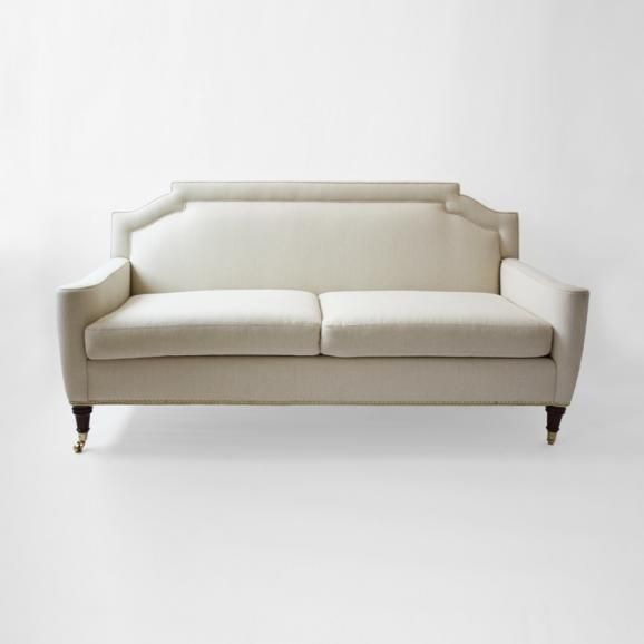 Fiona Sofa | Shop: Custom Furniture | Sarah Richardson Design