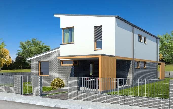 Návrhy domu Unique od APEX ARCH s.r.o.