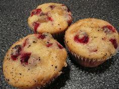 Maman Mélanie cuisine: Muffin canneberge et orange