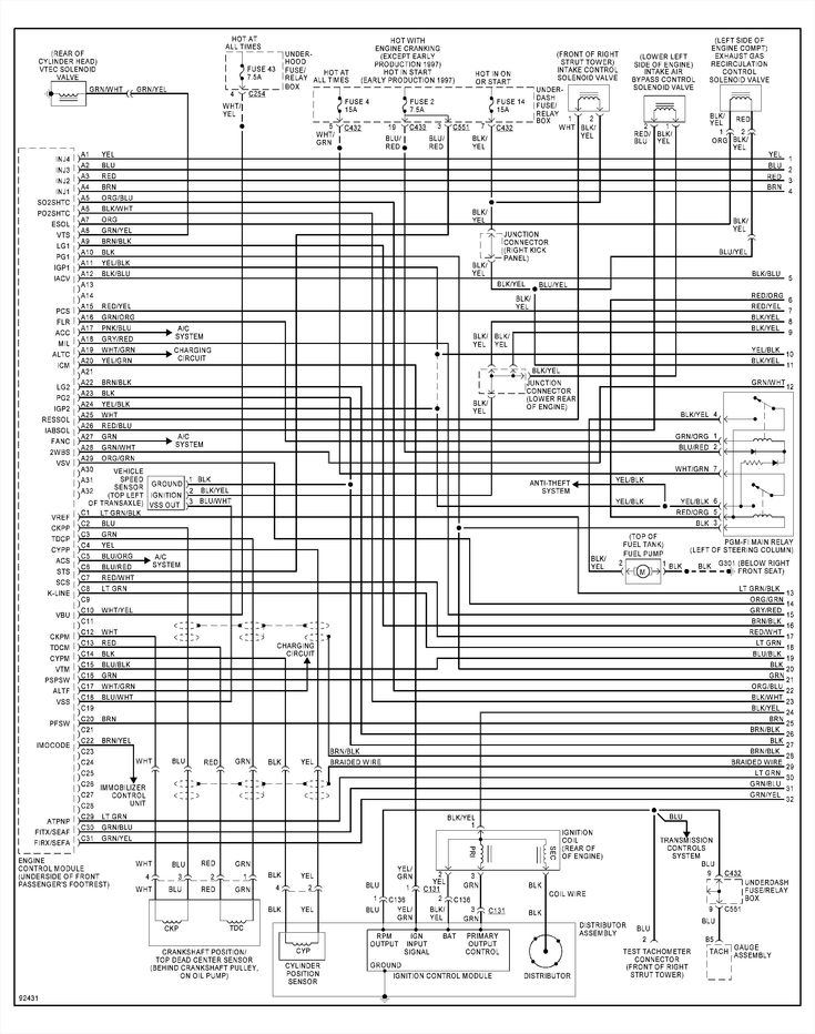 Beautiful Cat C15 Wiring Diagram Ideas The Best Electrical Circuit Within  3176 Ecm 7 At Caterpillar C15 Ecm Wiring Diagram en 2020 | Diagrama  electrónicoPinterest