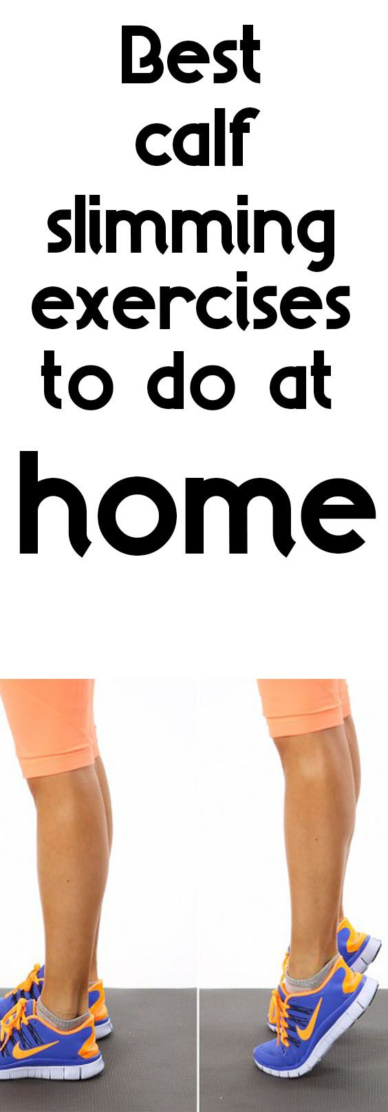 how to build calf muscle fast at home