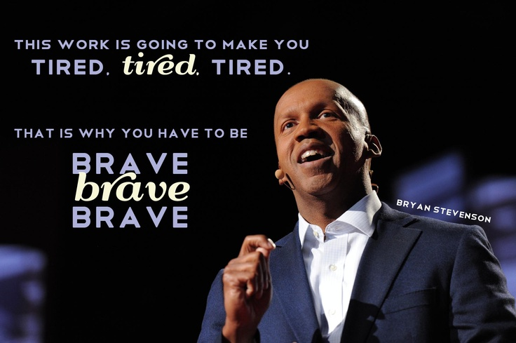 Bryan Stevenson on injustice in a game-changing talk at TED2012. Photo by James Duncan Davidson.