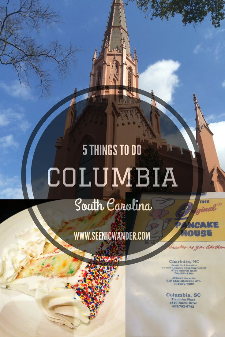 Heading to Columbia, SC? Check out this weekend guide to the South Carolina Capital! #Southcarolina