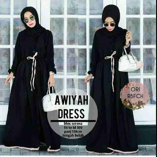 Awiyah Dress