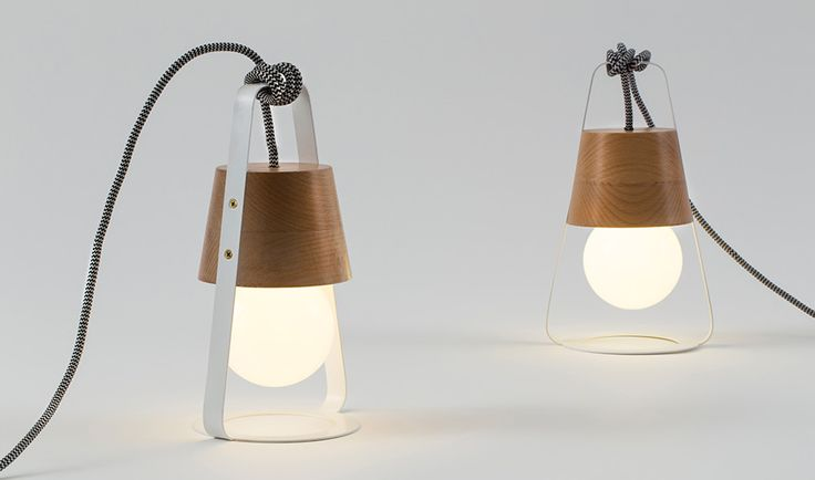 Lantern lamp by HOP