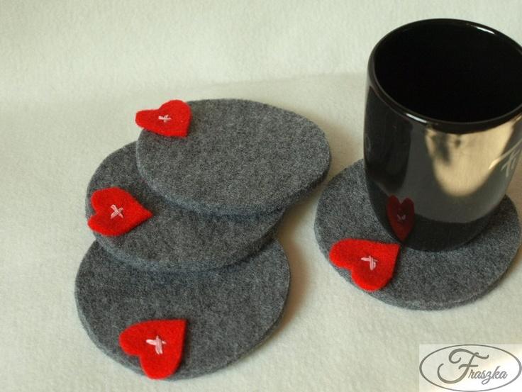 Podkładki filcowe / Felt table-mat