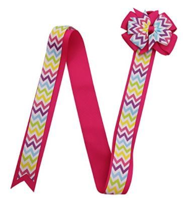 Cute Pink Grosgrain Hair Bow Hanger Only $5.99 + FREE Shipping!