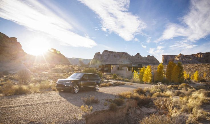 Most Luxurious Road Trip on Earth by Land Rover and Abercrombie & Kent