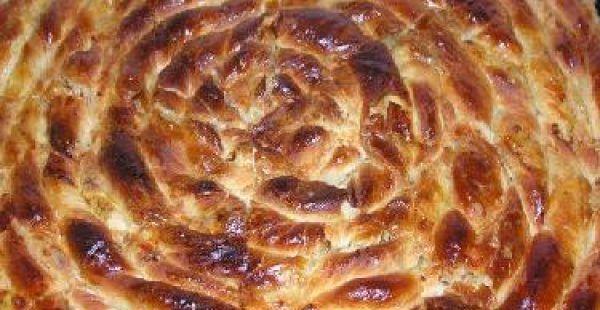 Boşnak Böreği Tarifi – Börek Tarifleri