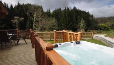 Take a hot tub holiday in a luxury location #holiday #hottub #luxury