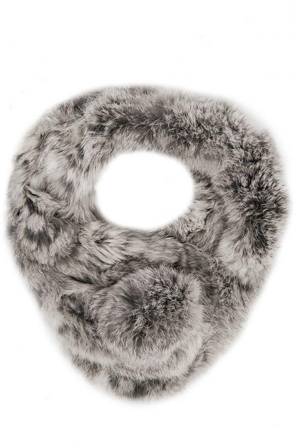Maclauren fur scarf