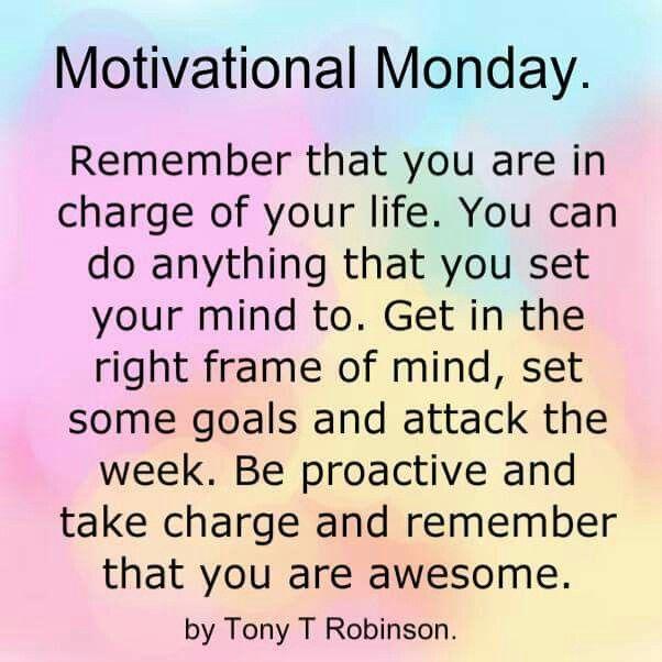 Aru Temps On Twitter Monday Motivation