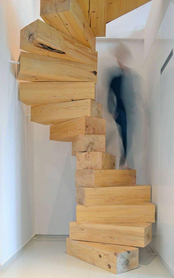 41 besten moderne treppen bilder auf pinterest for Innendesign haus