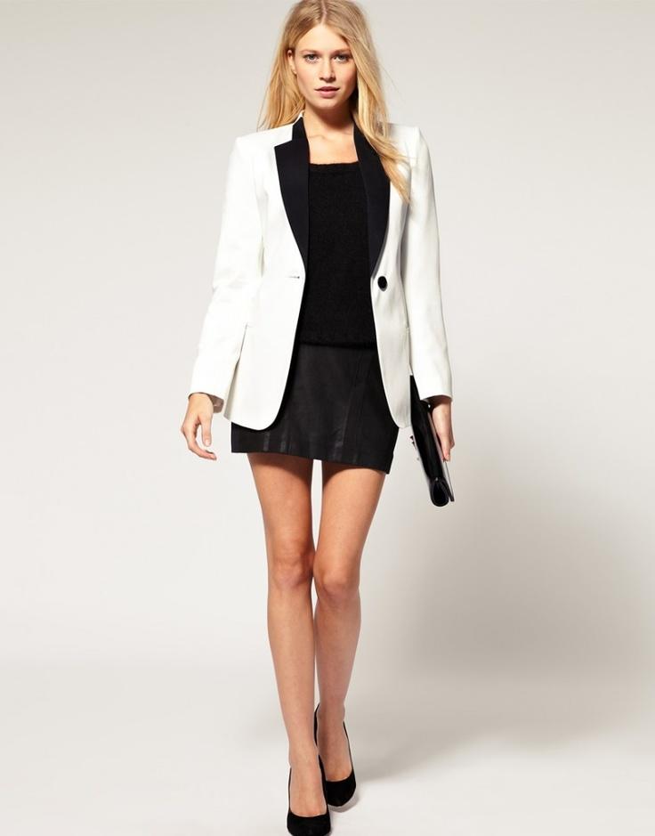 womens tuxedo jacket
