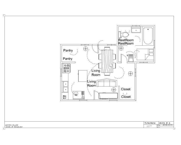 a final project floor plan