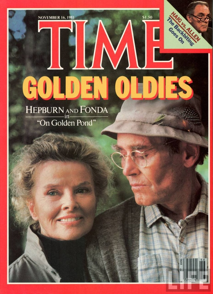 Image result for katharine hepburn in on golden pond