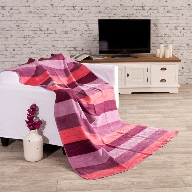 Koc Cotton Cloud 150x200cm Saragossa #warm #cosily #cieplo #przytulnie #koc #winter #autumn #decoration #home #interior #wnetrza