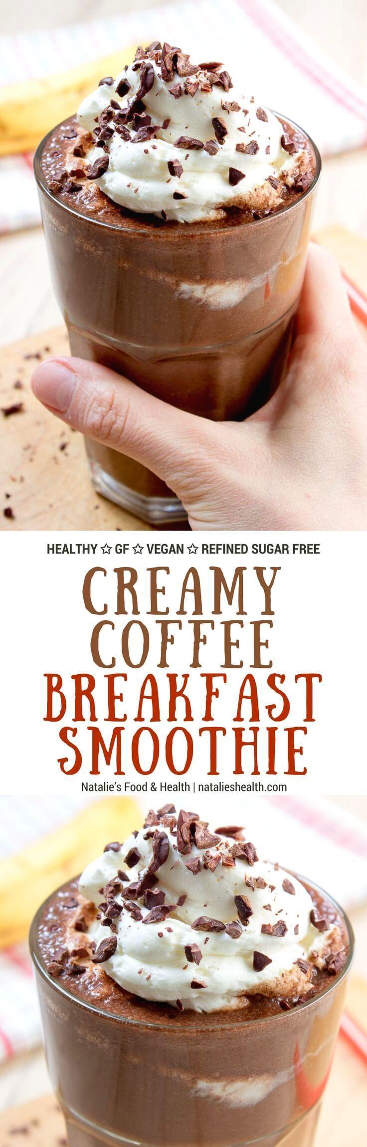 Coffee Breakfast Smoothie