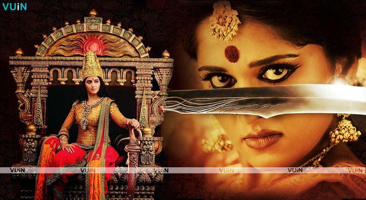 Rudrama Devi is coming this dussera!!