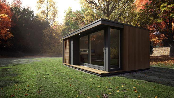 The glide pod so flexible http pod for Garden office pod