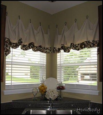 Drop Cloth CurtainsBays Windows, Kitchens Windows, Drop Clothing Curtains, Living Room Curtains, Drop Cloth Curtains, Drop Cloths, Drop Clothing Valances, Drop Clothing Drapes, Windows Treatments