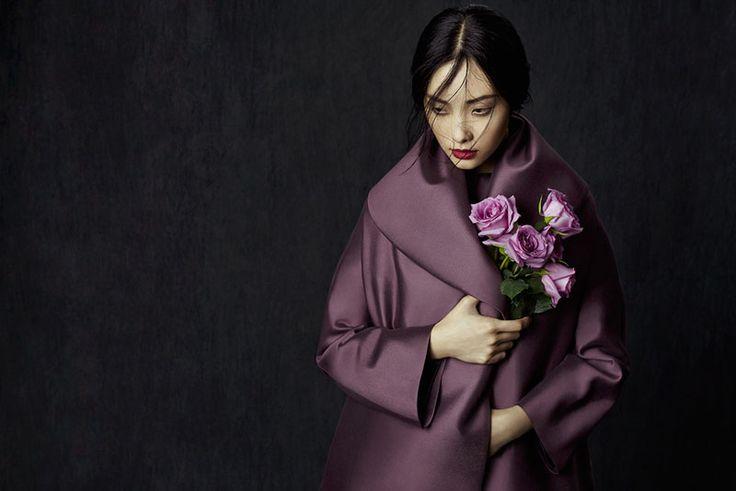 Ji Young by Zhang Jingna in Flowers in December for Fashion Gone Rogue