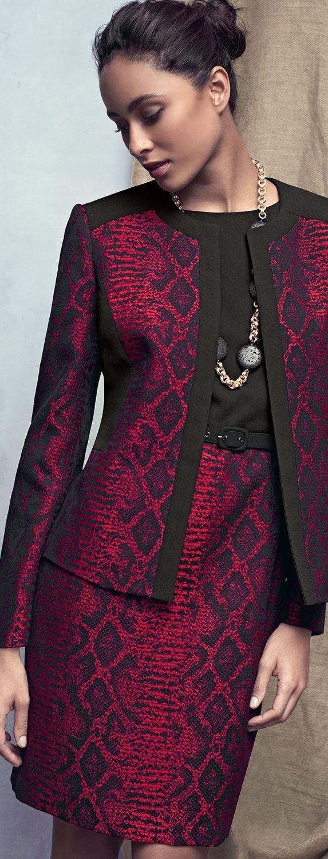 Albert Nipon Sleeveless Sheath Dress & Matching Jacket - bargain clothes online, kids clothes online, plus size ladies clothing *sponsored https://www.pinterest.com/clothing_yes/ https://www.pinterest.com/explore/clothing/ https://www.pinterest.com/clothing_yes/cute-clothes/ http://www.cafepress.com/+clothing