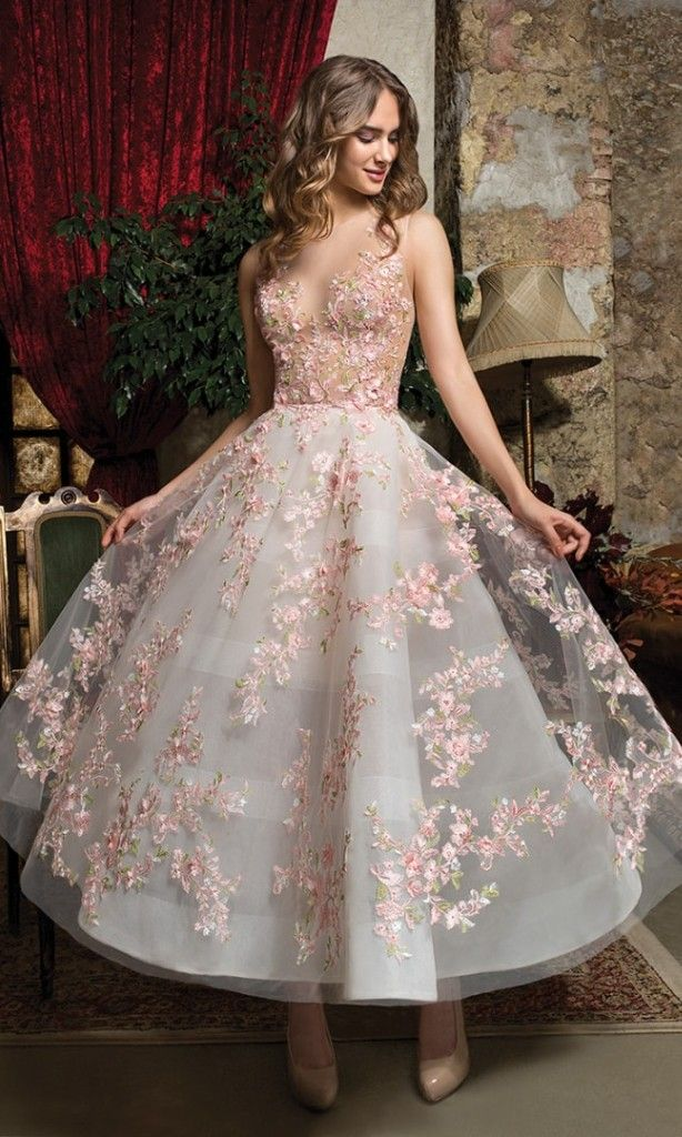 6 Motivos Para Vestir De Rosa En Tu Boda Vestidos De Novia