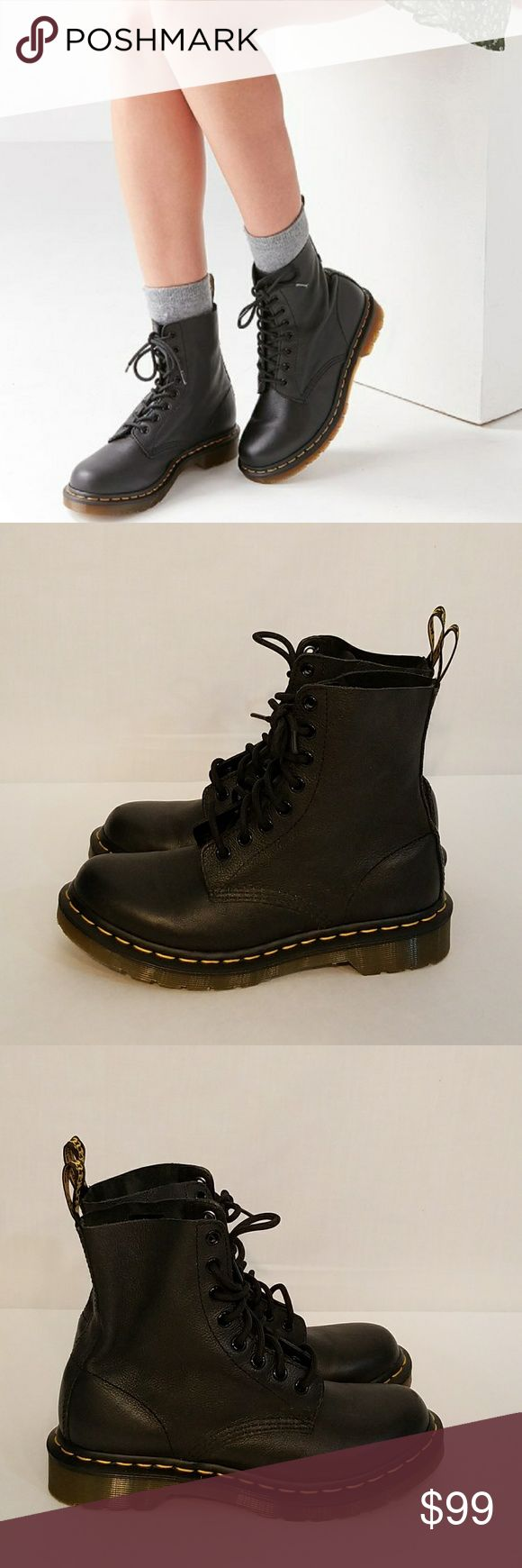 I just added this listing on Poshmark: Dr. Martens 8 Eye Pascal Combat Boots. #shopmycloset #poshmark #fashion #shopping #style #forsale #Dr. Martens #Shoes