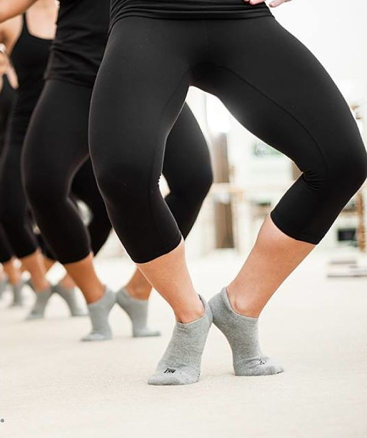 The #1 Workout Move to Lengthen Thighs via @byrdiebeauty