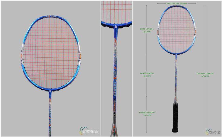 Ashaway Atomic 6 Badminton Racket