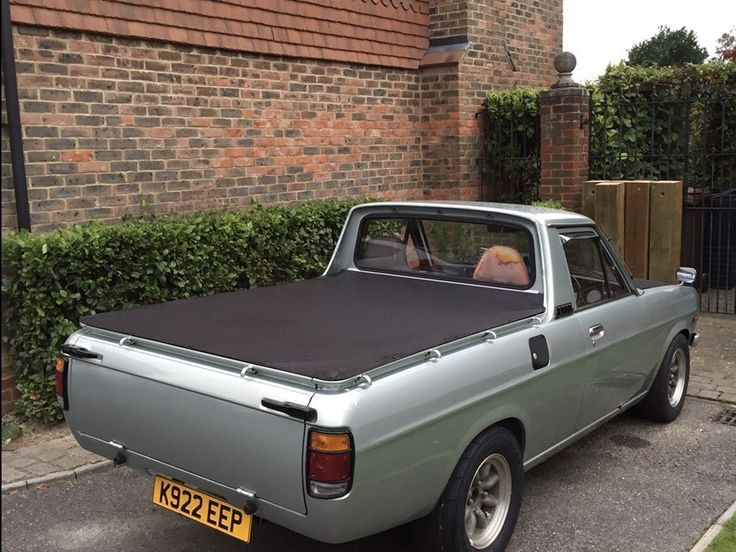 nissan datsun sunny b122 pickup truck 1200 ute jdm in the uk drive away today ute jdm and nissan. Black Bedroom Furniture Sets. Home Design Ideas