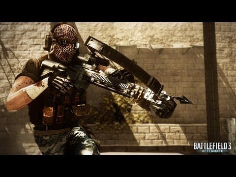 Enjoying Battlefield 3: Aftermath? COMMENT with your most epic moments and Battle Reports! — at http://battlelog.battlefield.com.