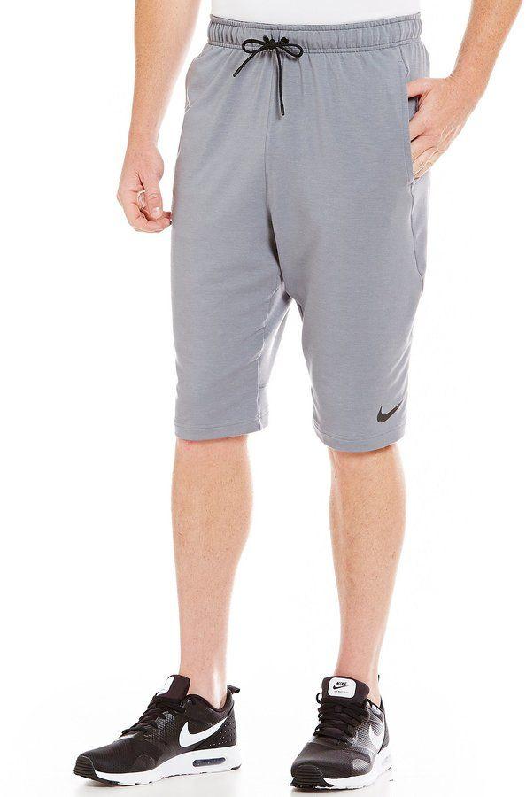 Nike Dri-FIT Training Below-the-Knee Shorts