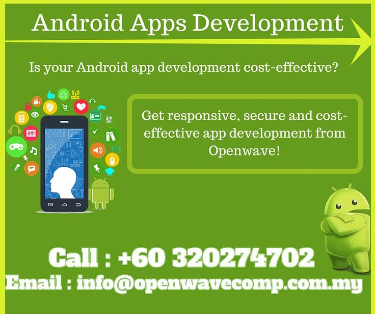 Hire Android Developers in #Kualalumpur, #Malaysia - http://www.openwavecomp.com.my/android_application_development.html