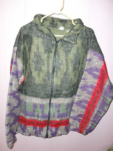 24 best Aztec Tribal Southwestern Fleece Jackets images on ...